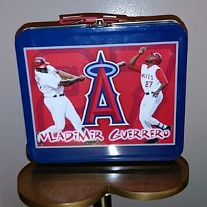 Angels lunch box - Vladimir Guerrero - NBU